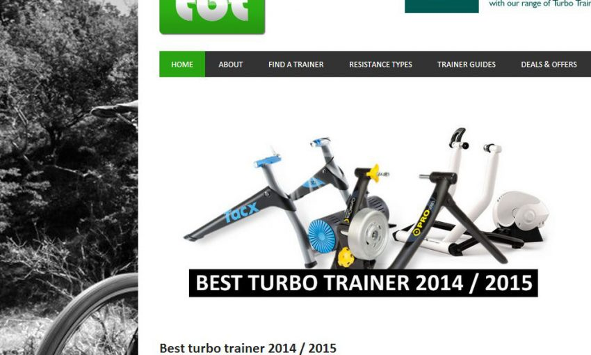 case study of turbobiketrainer