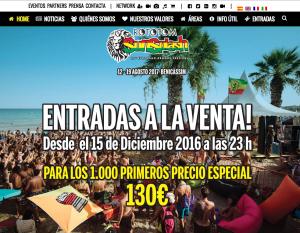 www.rototomsunsplash.com - Website des Rototom Sunsplash European Reggae Festival