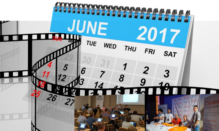 June activities in Toolset