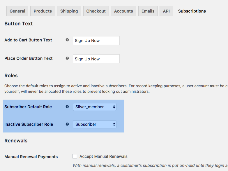 How to use the WooCommerce Subscriptions plugin with Toolset - Toolset