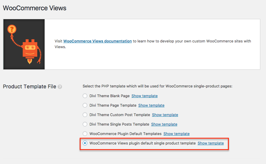 Creating templates for WooCommerce single-product pages