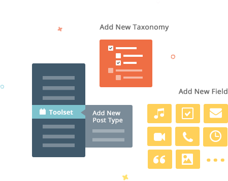 Toolset Types - WordPress Custom Post Types and Custom Fields
