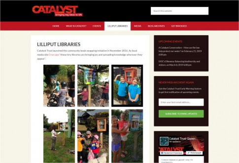 Catalyst Trust – Lilliput Libraries