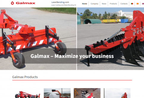 Galmax – Agricultural Machinery