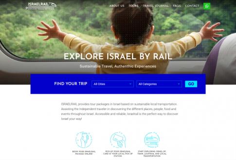 israelrail.com