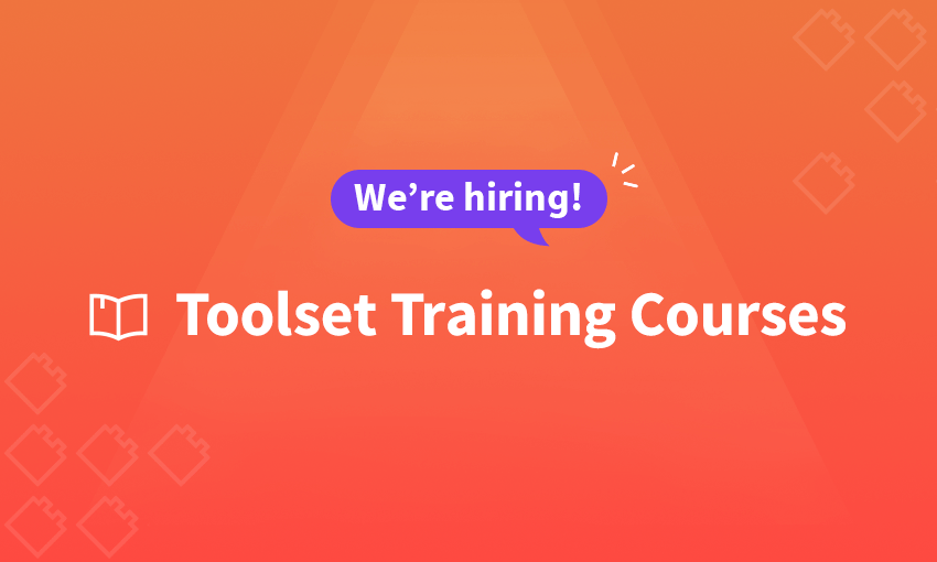 Toolset Courses