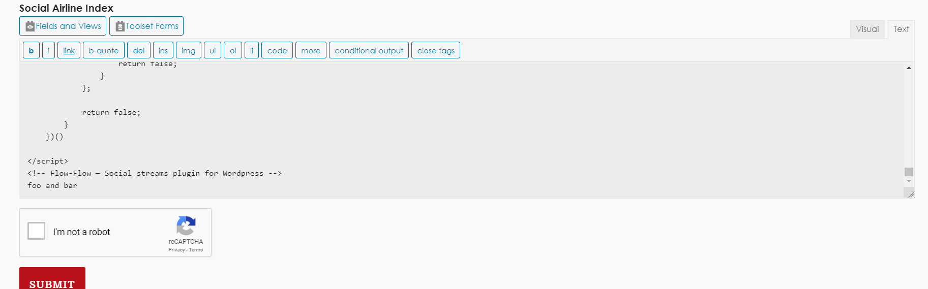 Capture4 - shortcode in frontend after refreshing the browser or resubmit the form again.PNG