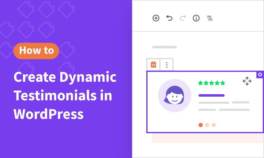 Create Dynamic Testimonials in WordPress