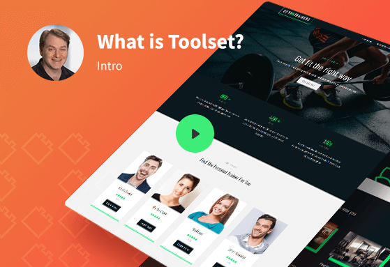 What is Toolset?